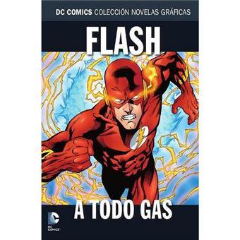 Flash a todo gas-dc-novelas grafica