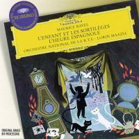 Ravel: Le Chant du Rossignol & L'Heure Espagnole - CD