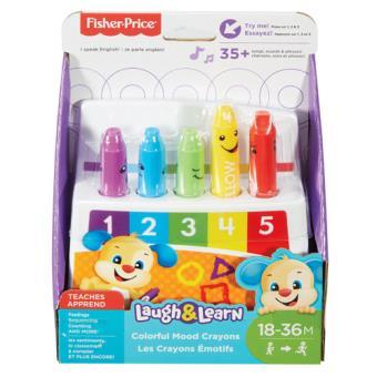 Lápis das Emoções Aprender e Brincar - Fisher-Price