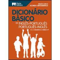 Dicionário Básico de Inglês-Português / Português-Inglês