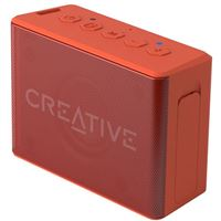 Coluna Bluetooth Creative Muvo 2c - Laranja