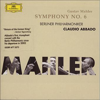 Mahler   Symphony No. 6 in A minor 'Tragic'