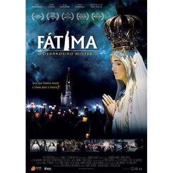 Fátima: O Derradeiro Mistério - DVD