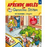 Aprende Inglês com Geronimo Stilton: My Clothes - A Minha Roupa