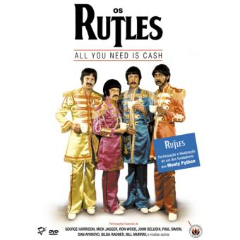 Os Rutles - All You Need is Cash