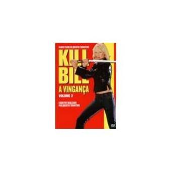 Kill Bill - A Vingança - Volume 2 - DVD Zona 2