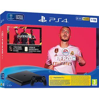 Consola Sony PS4 Slim 1TB + Fifa 20