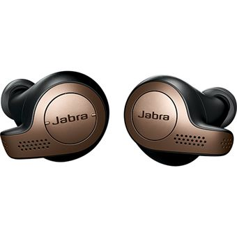 Auriculares Bluetooth True Wireless Jabra Elite 65t - Copper Black