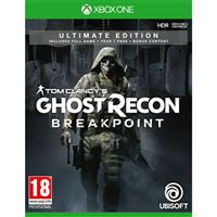Tom Clancy's Ghost Recon Breakpoint - Ultimate Edition - Xbox One