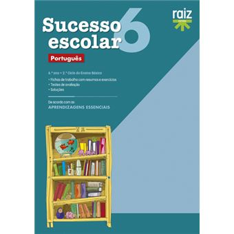 Sucesso Escolar - Português 6º Ano