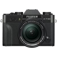 Fujifilm X-T30 + XF 18-55mm f/2.8-4 R LM OIS - Preto