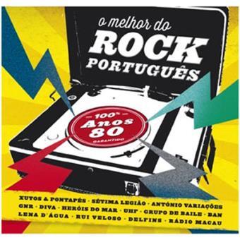 O Melhor do Rock Português dos Anos 80