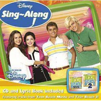 Disney Sing-Along: Teen Beach Movie & Teen Beach 2