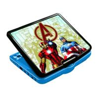 Leitor DVD Portátil Os Vingadores - The Avengers Lexibook
