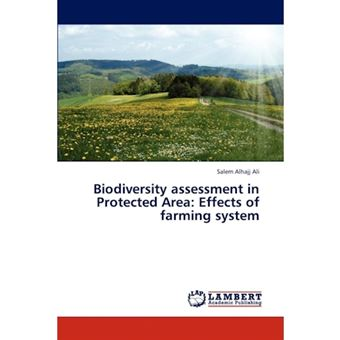 Biodiversity assessment in protecte