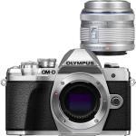 Olympus OM-D E-M10 Mark III + M.Zuiko Digital ED 14-42mm f/3.5-5.6 II R - Prateado