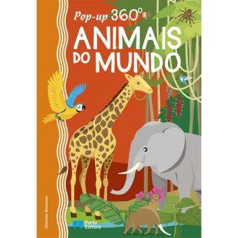 Pop-up 360º: Animais do Mundo