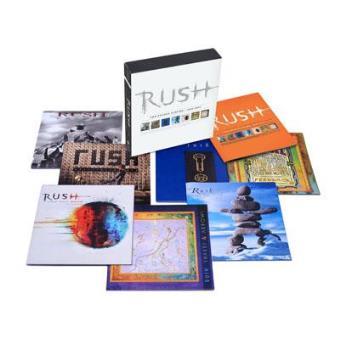 Complete Atlantic Studio Albums 1989-2007 (7CD)