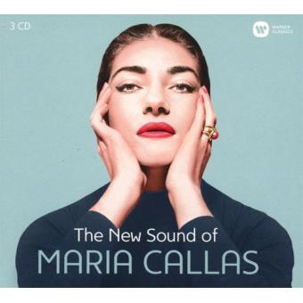 The New Sound of Maria Callas (3CD)