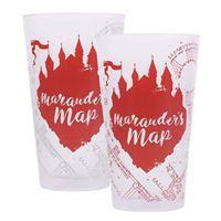 Copo Termosensível Harry Potter: Marauder's Map
