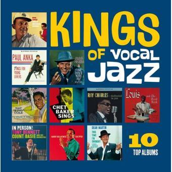 Kings of vocal jazz -ltd (10cd)