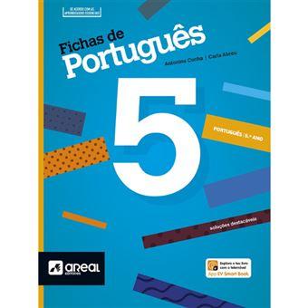 Fichas de Português 5 - 5º Ano