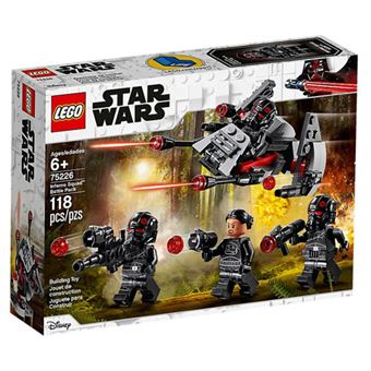 LEGO Star Wars 75226 Pack de Batalha Inferno Squad