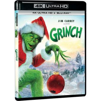 Grinch - 4K Ultra HD + Blu-ray