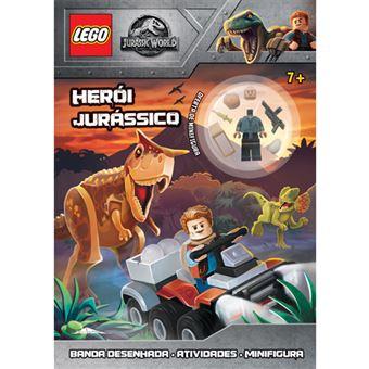 LEGO® Jurassic World: Herói Jurássico