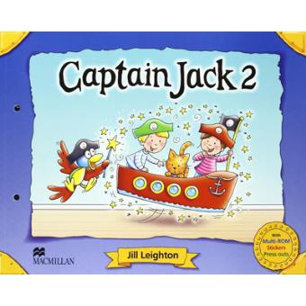Captain Jack Vol 2: Pupils Book Pack - Jill Leighton