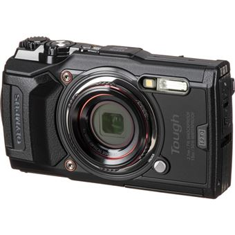 Olympus Tough TG-6 - Preto