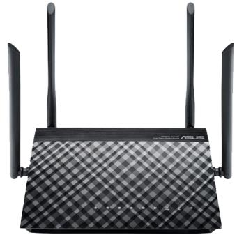 Router Wireless Asus RT-AC1200G+ Dual-Band