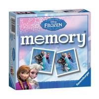 Jogo de Memória Frozen