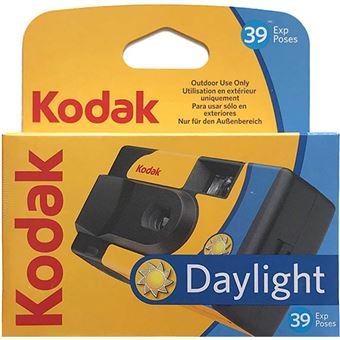 Câmera Descartável Kodak Daylight - 39 fotos