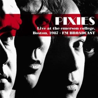 Live At The Emerson College Boston 1987 - LP