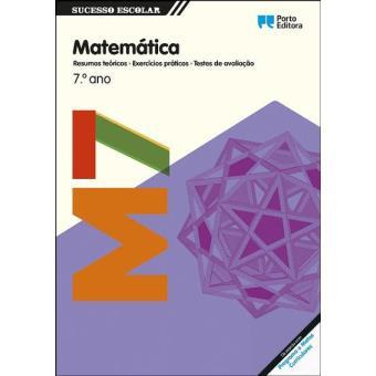 Sucesso Escolar - Matemática - 7º Ano