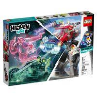 LEGO Hidden Side 70421 O Camião de Acrobacias de El Fuego