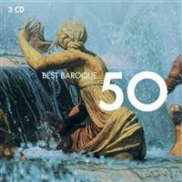 50 Best Baroque - CD