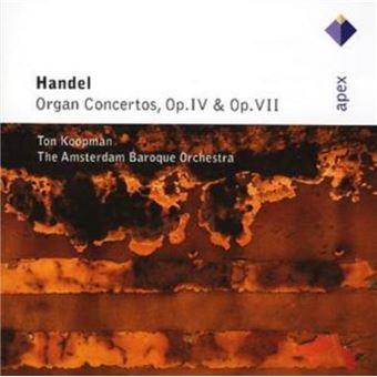 Handel: Organ Concertos Op. 4 & 7