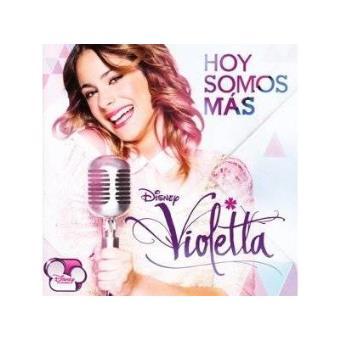 Violetta -hoy somos mas