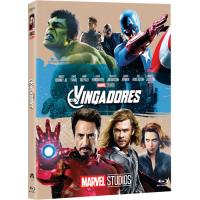 Os Vingadores - Capa de Colecionador - Blu-ray