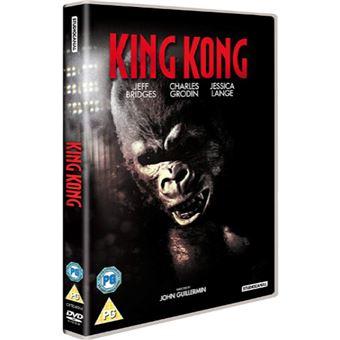 King Kong - DVD Importação