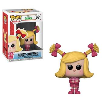Funko Pop! Dr. Seuss The Grinch: Cindy-Lou Who - 661