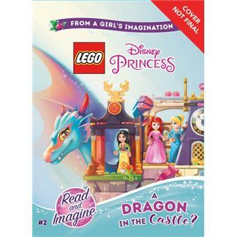 Lego disney princess: a dragon in t