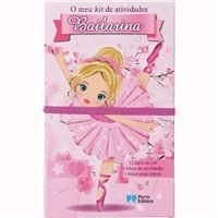 O Meu Kit de Atividades: Bailarina