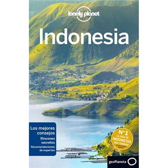 Indonesia-lonely planet