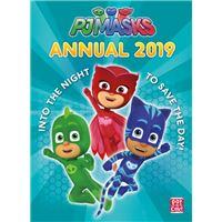 Pj masks: annual 2019