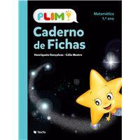PLIM! Matemática 1º Ano - Caderno de Fichas