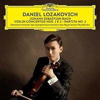 Bach: Violin Concertos Nº 2 & Nº 1; Partita Nº 2 - CD