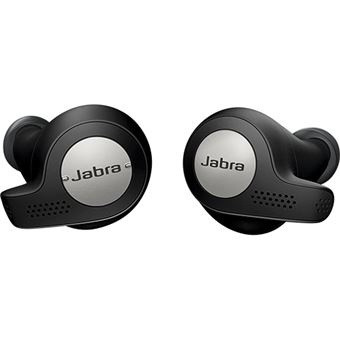 Auriculares Bluetooth True Wireless Jabra Elite Active 65t - Titanium Black